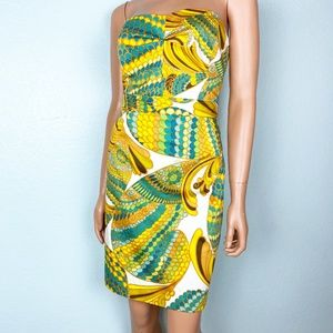 Banana Republic Trina Turk Pisces Cora dress 10P